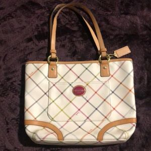 Coach Bags - New Never Used Matching Coach Purse and Clutch